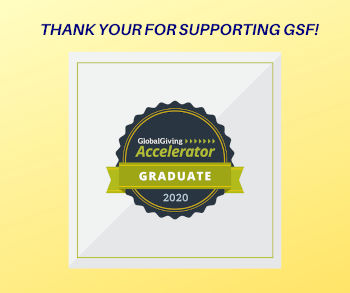 GSF Recognized as Global Giving Partner