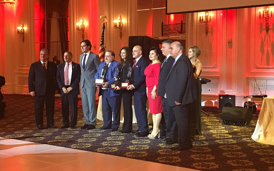 GSF Honored for Humanitarian Contributions