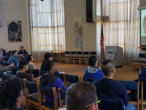 MassBay Community College Hosts GSF Motivational Talk