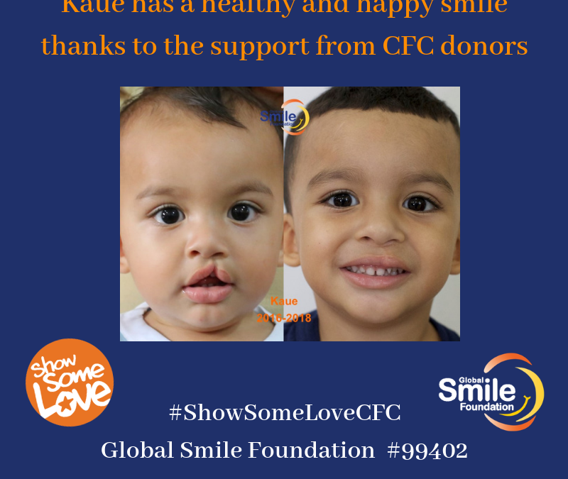 GSF Participating in 2018 CFC Giving Program!