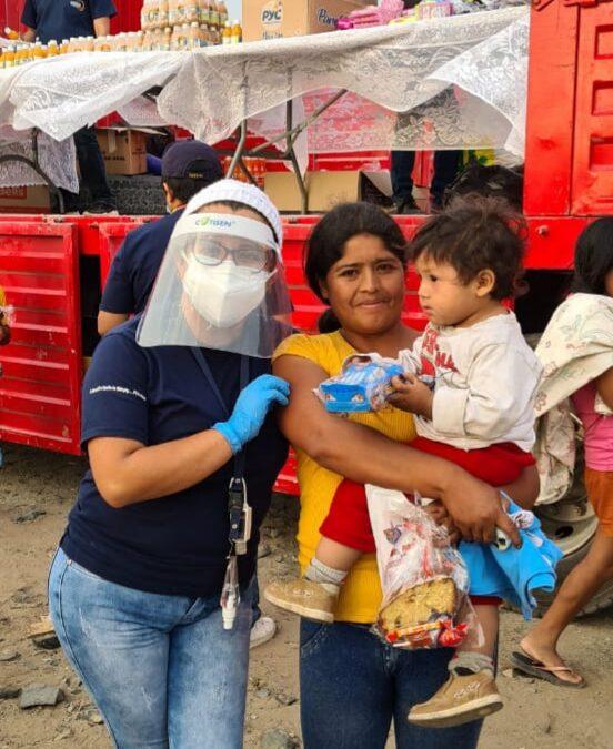 GSF Volunteers Share Smiles in Peru