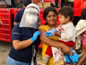 GSF Volunteers Share Smiles in Peru