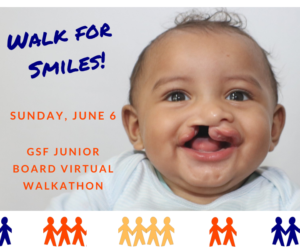 Join the GSF Junior Board Walkathon on June 6